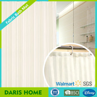 Hotel Luxury Quality Jacquard Texture Shower Curtain, Dobby Shower Curtain Fabric