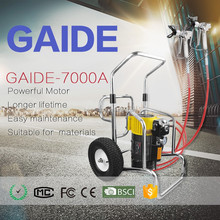 GAIDE-7000A the best airless spray paint sprayer on the world