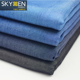 Skygen OEM jeans shirt dress wholesale solid soft woven 100% twill tencel denim fabric for garments