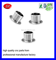 custom Steel brass Pipe Fitting Weld Joint Stub End Fitting