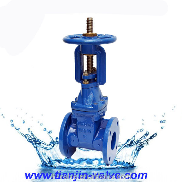 Tianjin Lituo supply high quality ANSI Stem 8 inch Gate Valve PN16 4 inch Gate valve in China