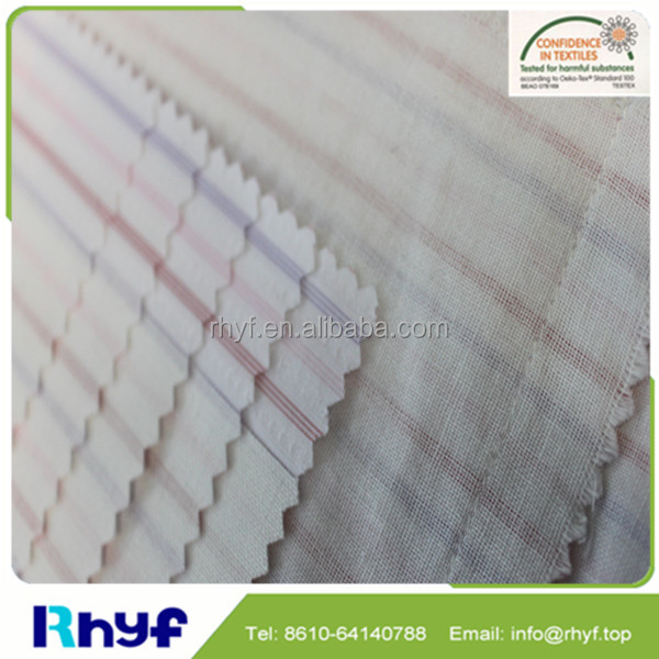 Water dissolving woven fusible interlining fabric for cotton shirt