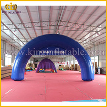 Outdoor Good Quaity Finish Line PVC Inflatable Arch, 8m Cheap Inflatable Archway