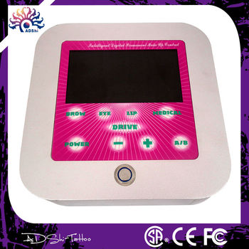 Good quality Permanent makeup operate device