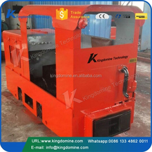 3T mine electric flameproof diesel locomotive, flameproof diesel locomotive for mining