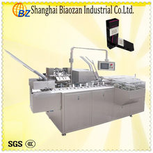 Carton box making machine prices/Automatic BZ small carton packing machine