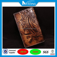 Fashion Leather Teen Wallets made of Genuine Leahter in High Quality