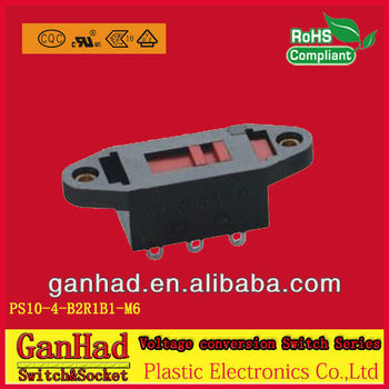 Hight current Slide Switch &115-230 voltage selector slide switch