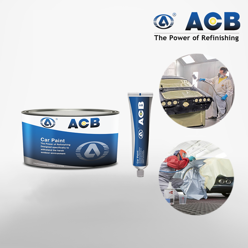 ACB auto coating protection car exterior paint hardener