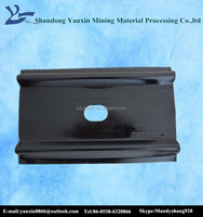 High Quality W strap steel for coal mining timbering
