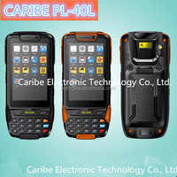 CARIBE PL-40L AF190 rugged phone dual sim Android IP65 waterproof smartphone with 4000mah big battery