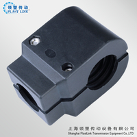 Conveyor components plastic LS 540 connecting joint manufacturer