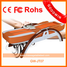 2015 hot selling , new stype wood leg massage bed GW-JT07