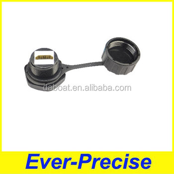 Export IP68 Rate HDMI waterproof connector with dust-cover