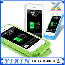 With FCC,CE,ROHS 3in1 charger for cell phone battery iphone5s 2400mAh
