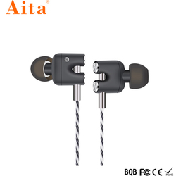 2017hot-selling wholesale cheap great design mini in-ear wired earphones with 3.5mm jack for young