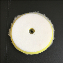 Factory Direct Wool Polishing Ball Wool Buffing Pads