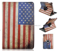 retro flag case for ipad 2/3/4 with stand