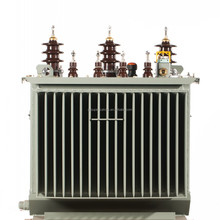 High Frequency Transformer with Oil Type Toroidal Step Down Transformer Low Voltage Transformer