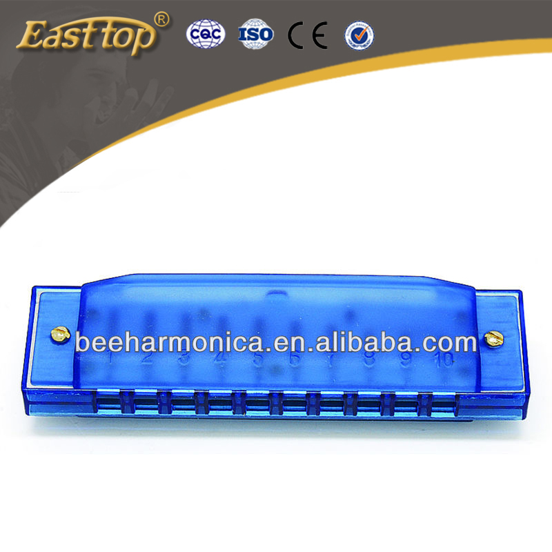 2017 New PP plastic harmonica picture With Good Service