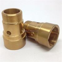 CNC Machining Services OEM Brass/Aluminum/Stainless Steel Sleeve Finished Bushings
