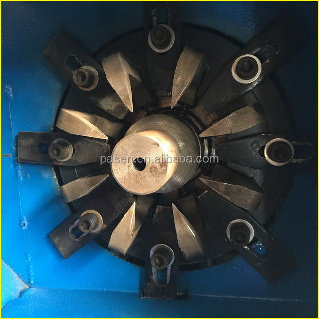 Eco-friendly Waste Electric Motor Stator Recycling Machine| Waste Motor Dismantling Machine| Copper Wire Pulling Machine