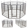zhejiang wuyi 2016 new arrival products wire puppy playpen