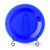 Cheap Wholesale Wedding blue Glass dinner plates for wedding