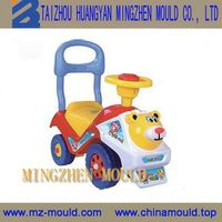 Customized Cheapest new style baby swing car mould make in china