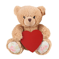 Hot selling cartoon teddy bear valentine gift soft toy