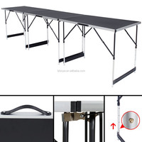 72,79,86,93cm Height Adjustable Wallpaper Pasting Folding Table