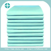 Samples free super abosorbent disposable incontinence bed pad