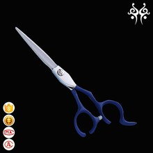 Special Design Open Finger Ring Hairdressing Shear CZJ-60Al Professional Hair Cutting Scissors
