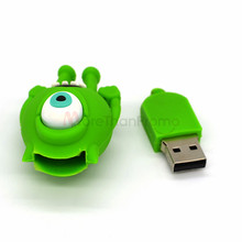 Promotional products custom made cartoon style usb 2.0 chocolate kids gift flash drive 4gb 8gb pendrive 16gb 32gb