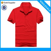2016 High Quality Online Wholesale In Stock Polo Shirt Solid Color Plain