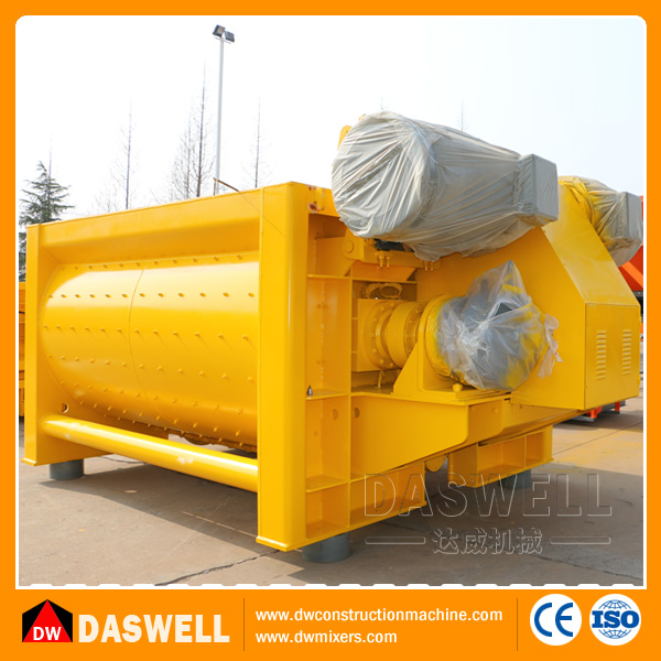 China electric motorized building construction equipment js 500 compulsory concrete mixer