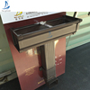 Wholesale Rainwater Drain System Colored Aluminum Extrusion Rain Gutters