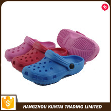 High quality durable using various eva garden clogs shoes