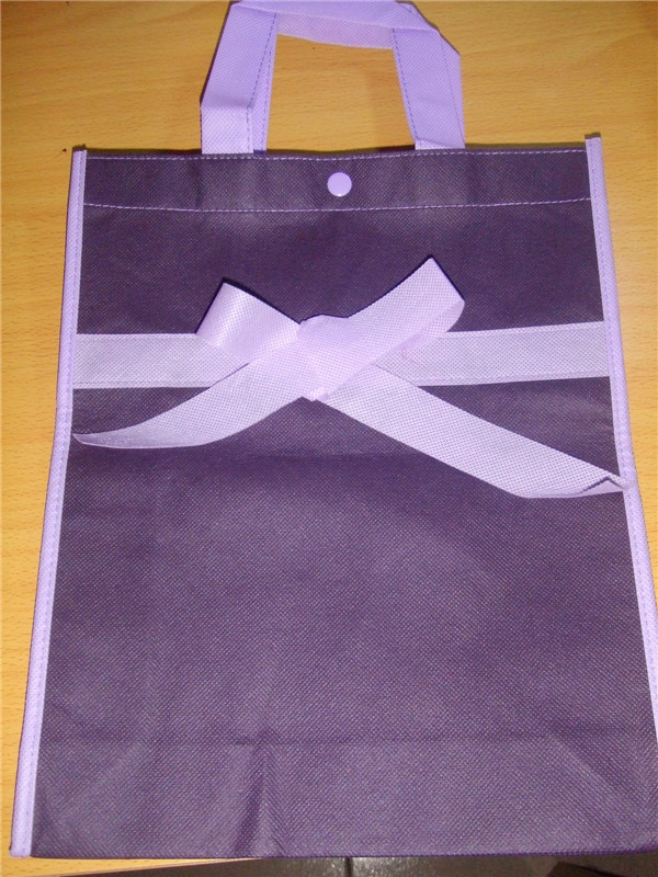 recycled foldable pp non woven bag