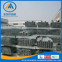 Cold Roll Forming Steel Channel / Cold Formed U Steel Channel