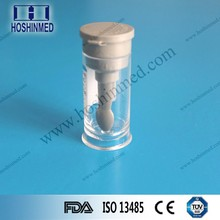 Disposable with spoon and cover sample collection stool cup fecal container