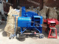 Top & Hot quality Agricultural Ensilage shredder Feed Processing straw chaff shredder