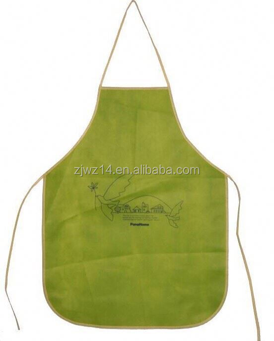 2015 cheap fashion promotion welding work apron