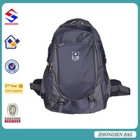 Nylon school bag for teens impact school bag