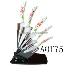 Excellent Design Top-grade Quality stainless steel Knife Set
