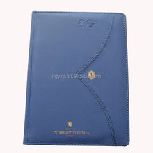2015 diary cover design leather