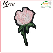 embroidery patches custom logo designs beautiful flower embroidery design