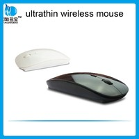 ISO factory wholesale 2.4g ultra slim nano wireless mouse