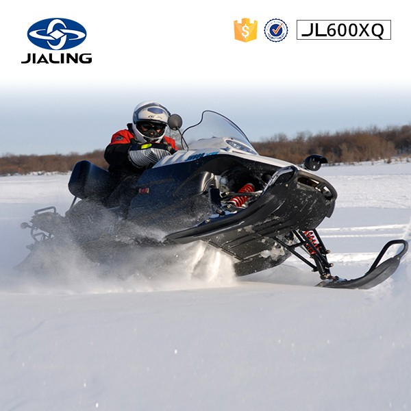 JH600XQ best selling Electric Starting single-cylinder snowmobile