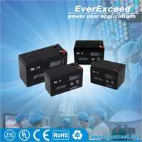 EverExceed 12v 22ah small deep cycle battery pack